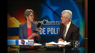 Inside Politics: Carol Brown Andrews P.2 - Video