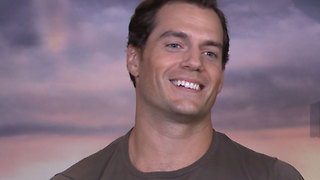 Henry Cavill Quizzes on Famous Mustaches - Video