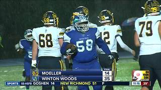 Winton Woods 35, Moeller 14 - Video