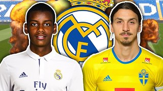 REVEALED: Real Madrid Win Race To Sign 'The Next' Zlatan Ibrahimovic?! | #VFN - Video