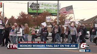 Majority of Rexnord employees getting laid off Tuesday - Video
