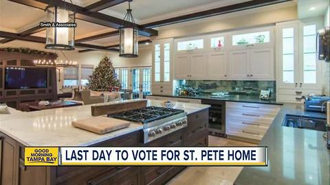 Last day to vote for St. Petersburg home in HGTV's Ultimate House Hunt