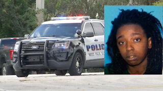 34-year-old woman arrested after shots fired inside West Palm Beach hotel room