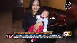 Woman detained by ICE expected to be released - Video