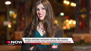 Unique election outcomes across the country - Video