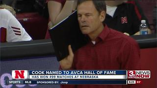 Cook Named To AVCA Hall of Fame - Video