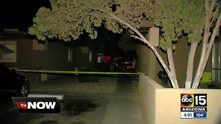 Glendale teen shot while 'messing around' with gun - Video