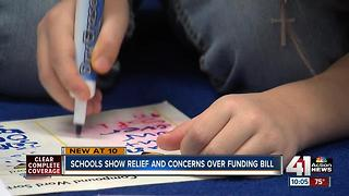 KS Supreme Court to rule on school funding bill - Video