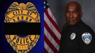 Active duty Akron police officer dies from COVID-19