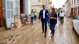 Death Toll From Flooding On Spanish Island Rises