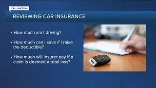 Call 4 Action: Reviewing car insurance could save you money