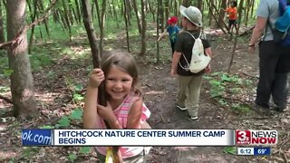 Hitchcock Nature Center begins summer camp