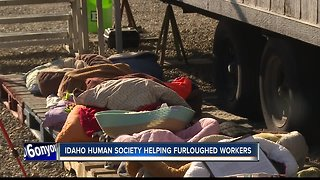 "Idaho Humane Society opens up ""Pet Food Pantry"" program to furloughed federal workers"