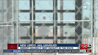 New Lerdo justice facility unveiled - Video