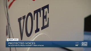 FBI election outreach against cyber attacks