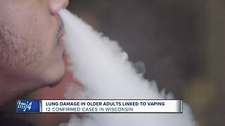 Older age groups included in investigation of lung disease from vaping