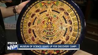 Discovery Camps get kids excited about summer and learning - Video