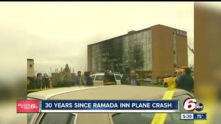 30 years after Ramada Inn plane crashed into Indianapolis hotel - Video
