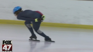 Local skater earns spot on U.S. team - Video