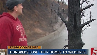 Death Toll Rises To 7 In Wildfires - Video