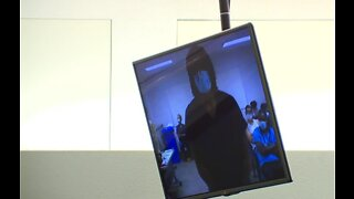 Man accused of shooting dog appears in court