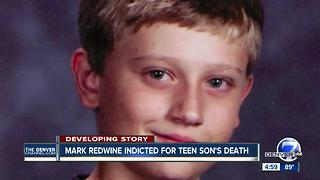 Dylan Redwine's father, Mark Redwine, arrested in connection with son's death - Video