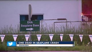 Authorities ID woman killed in Wisconsin seaplane crash - Video