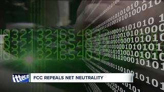 FCC repeals net neutrality regulations - Video