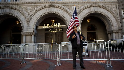 Watchdog: GSA 'Ignored' Constitution By Letting Trump Keep Hotel Lease