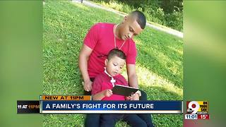 A family's fight for its future - Video