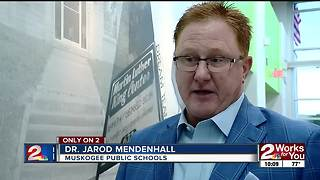 Education crisis in Muskogee