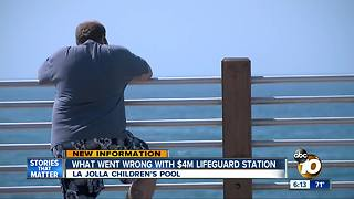 What Went Wrong With $4 Million Life Guard Station? - Video