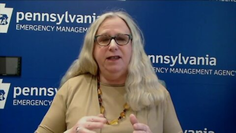 Rachel Levin could be first transgender federal official