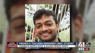 UMKC student killed while working at restaurant