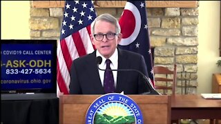 Expect a 1 to 2-day delay on COVID-19 vaccine shipments due to weather, Gov. DeWine says
