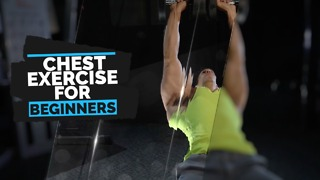 Inclined chest press with dumbells - Video