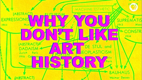 S4 Ep12: Why You Don't Like Art History