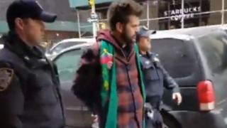 Several Arrested in New York During Protest Against Detention of Immigrant Rights Activist - Video