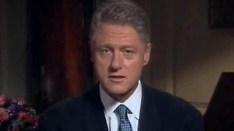 Bill Clinton Sexual Assault Allegations