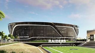 Raiders to pay for improvements around Las Vegas stadium - Video