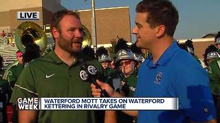 Waterford Kettering hosts the WXYZ Channel 7 Game of the Week - Video
