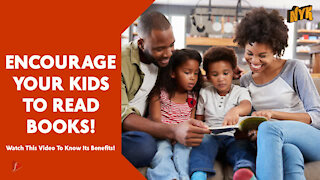 Why Reading Books Is Important For Kids?