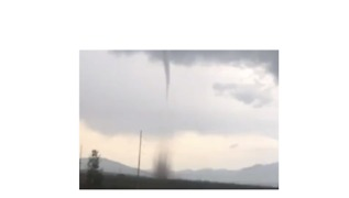 Rare Tornado Touches Down in Northern New Mexico