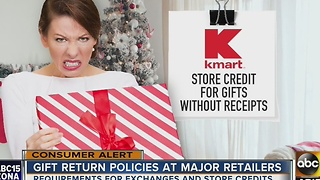 Not a fan of your holiday gifts? Here's how to get rid of them - Video