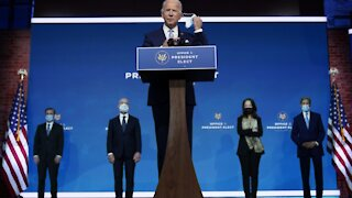 Biden Builds Cabinet With Foreign Policy And National Security First