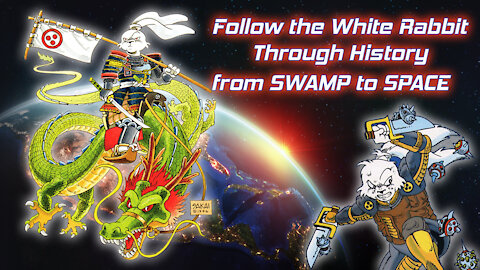 USAGI the WHITE RABBIT Chronicles | Japan's History and SPACE Involvement | CURRENT WAR Electrifies