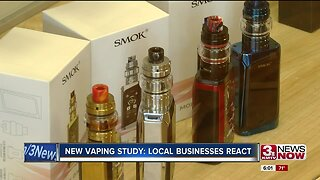 New vaping study: local businesses react