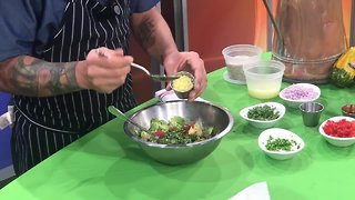 Avocado Grill shares their guacamole recipe