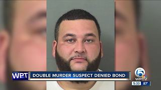 Suspect arrested in connection with suburban West Palm Beach double homicide
