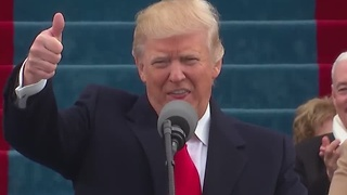 President Donald J. Trump inauguration speech - Video